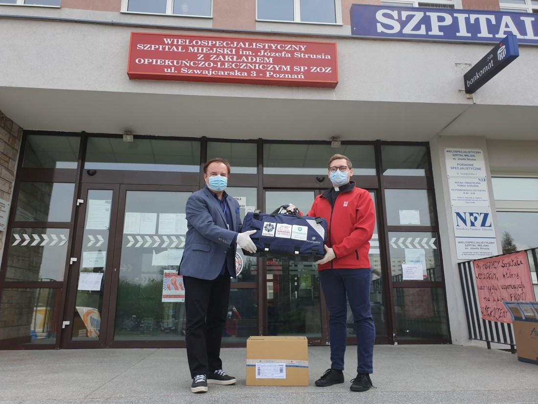 Concordia Polska Grupa Generali, pierwszy respirator dl...