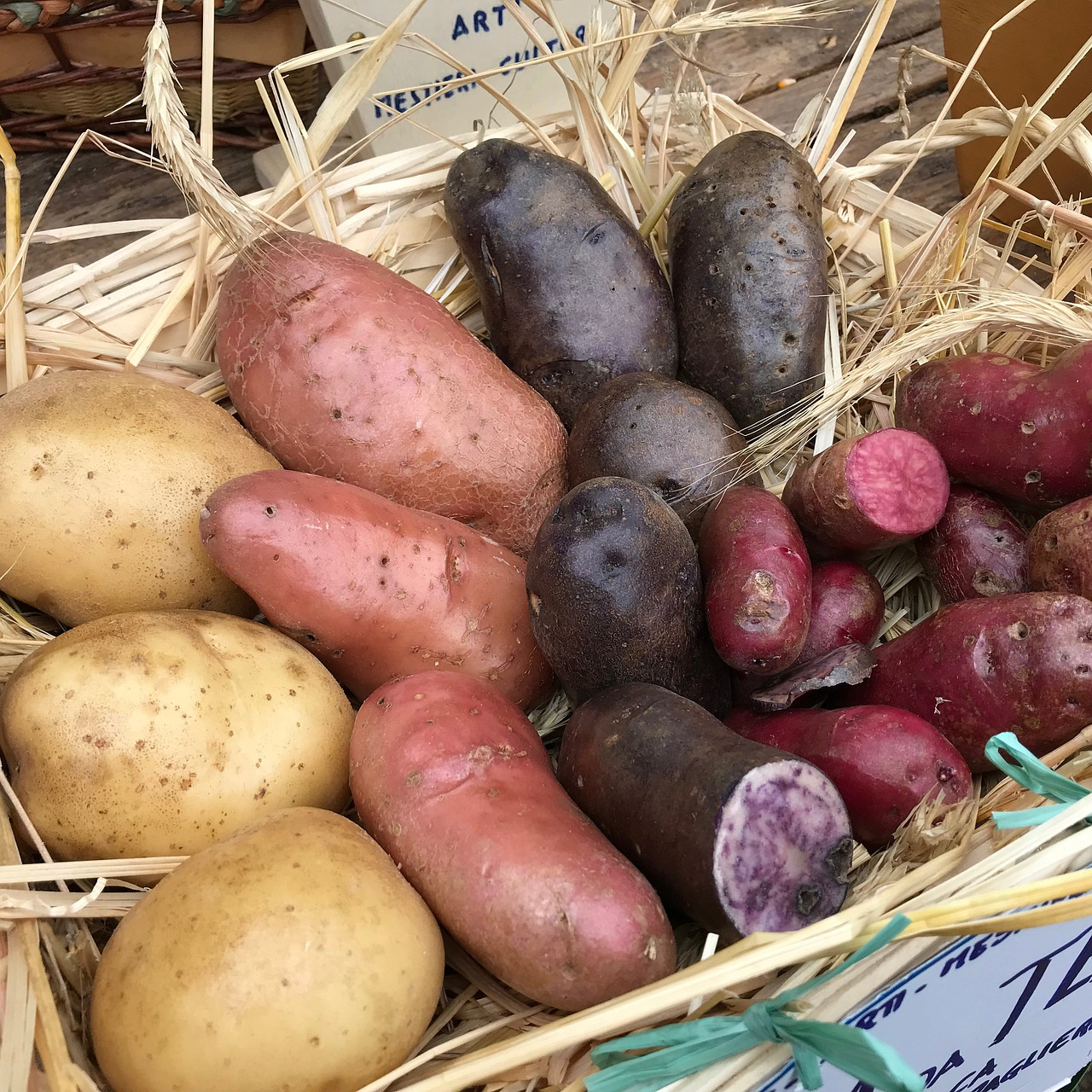Kolorowa alternatywa – kilka słów o fioletowych ziemnia...