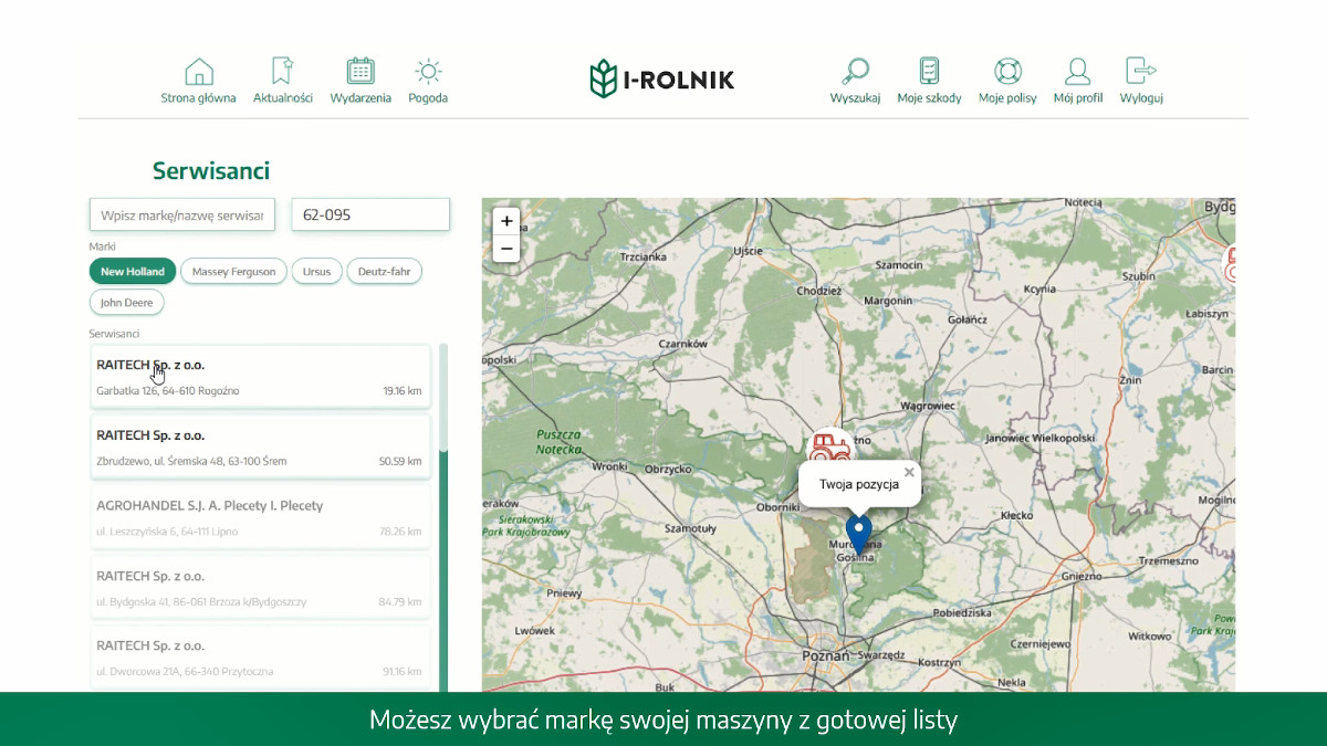 Nowości w i-Rolniku od 21 lipca...